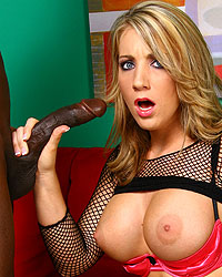 22 Inches Of Darksome Dick