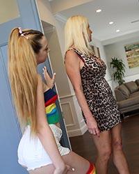 Melody Parker, Brandi Adore & Cammille Austin